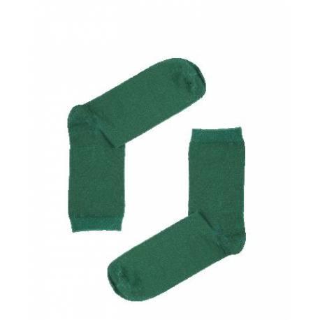 Skarpetki KABAK brokatowa zieleń 37-41