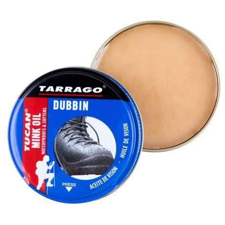 TARRAGO Trekking Dubbin Mink Oil Tucan 100ml - pasta olejowa do butów trekkingowych. Idealna impregnacja butów.